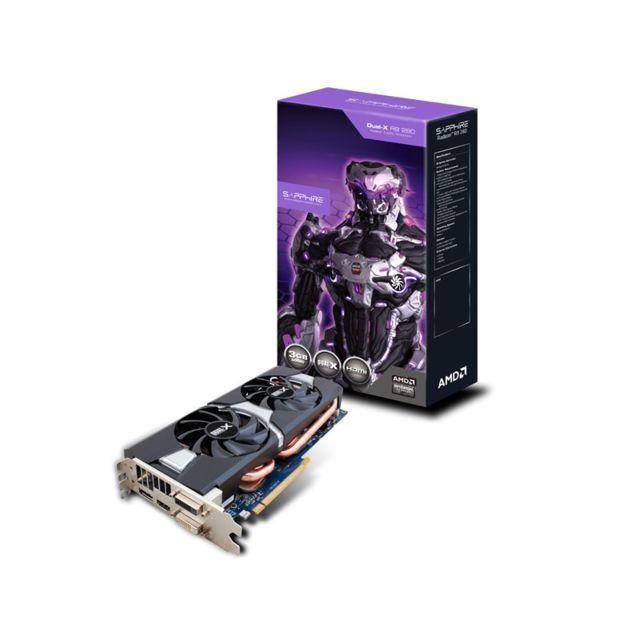 SAPPHIRE - Radeon R9 280 Dual-X OC with Boost - 3 Go