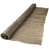 Provence Outillage - Brise vue 80g/m² taupe 1m x 5m