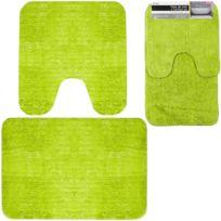 tapis salle de bain vert - Achat tapis salle de bain vert pas cher ...