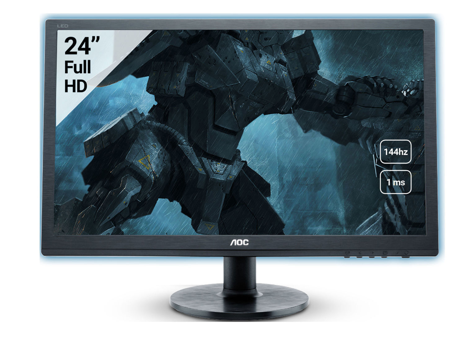 "G2460FQ 24"" LED FullHD 144Hz 1ms"