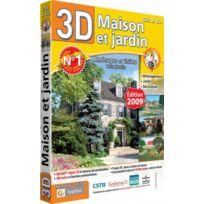 Anuman Interactive - Maison Et Jardin 3D - Pc - Edition 2009