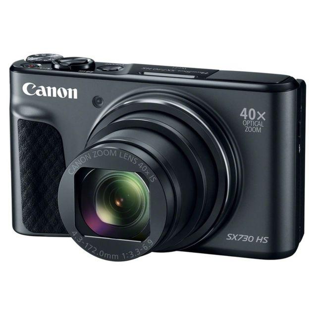 CANON - PowerShot SX730 HS Noir