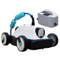 Water Clip - Robot de fond éléctrique pour Piscine Warrior