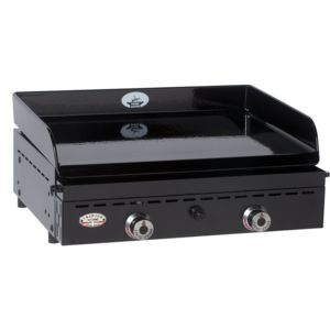 forge adour plancha gaz iberica 600 acier pas cher. Black Bedroom Furniture Sets. Home Design Ideas