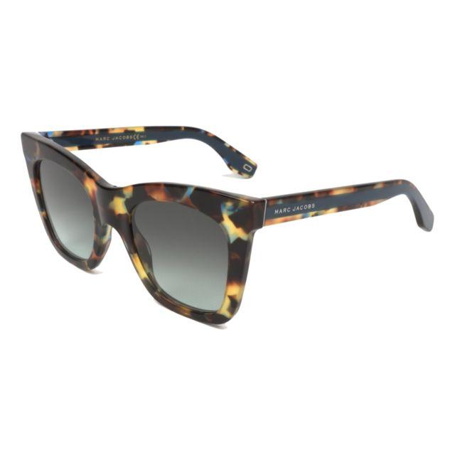 4050a22a63b Marc Jacobs - Lunettes de soleil Marc-279-S Fzl IB Femme Noir - pas cher  Achat   Vente Lunettes Tendance - RueDuCommerce