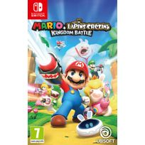 UBISOFT - Mario + The Lapins Crétins Kingdom Battle