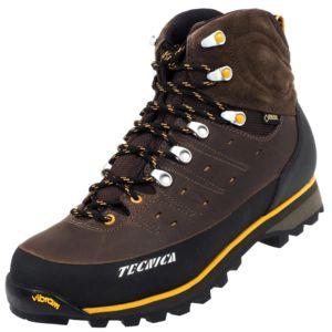 Tecnica - Chaussures marche randonnées Aconcaqua lhp gtx vibram Marron 12151