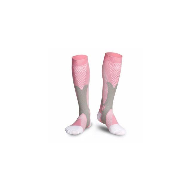 Auto hightech 2 paires chaussettes haute compression 20