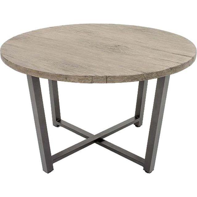 KETTLER - Table ronde en aluminium Lausanne - pas cher Achat ...