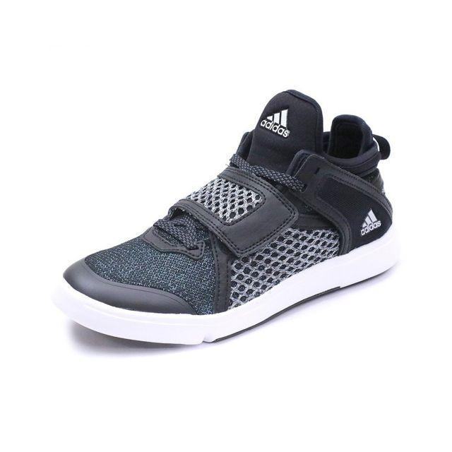 grand choix de 49991 4ae5a Adidas - Chaussures Fitness/Dance Borama Noir Femme Noir 43 ...