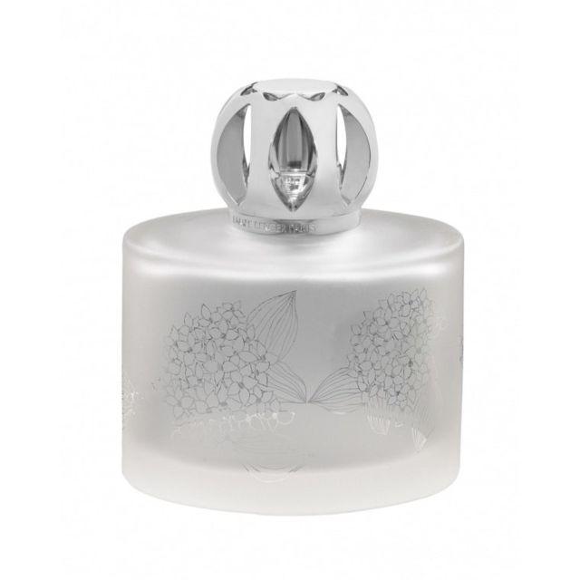 lampe berger 260ml floralie givr e parfum 180ml pas cher achat vente br le parfums. Black Bedroom Furniture Sets. Home Design Ideas