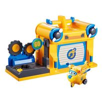 Auldey - Super Wings - Super Wings Donnie's workshop