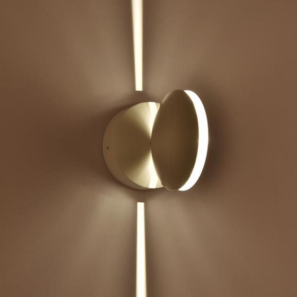 plafonnier futuriste pour couloir led 9w eclipse 5 Superbe Plafonnier Couloir Led Kdj5
