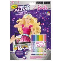 Crayola - Coloriages Colour Alive : Barbie