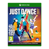 UBISOFT - JUST DANCE 2017 - XBOX ONE