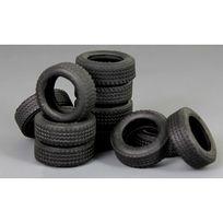 Meng - Accessoires pour maquettes 1/35 : 4 pneus