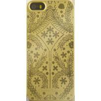 Christianlacroix - Coque Paseo Oro y Plata de Christian Lacroix dorée pour iPhone 5/5S