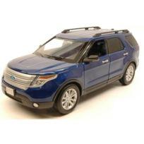 Motormax - Ford Explorer Xlt Suv 2015 Blue 1/18 - 73186