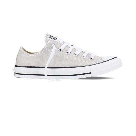 a162cece67b4 Converse - Chaussures Chuck Taylor Ctas Ox Gris W e16 - pas cher Achat   Vente  Baskets femme - RueDuCommerce