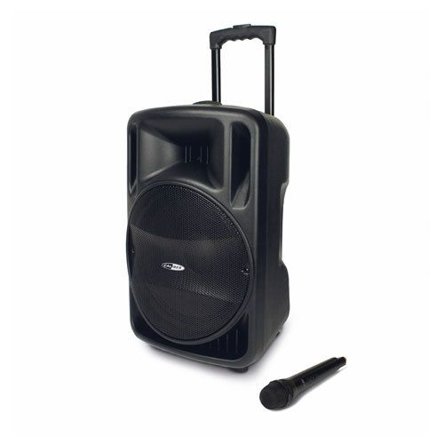 CALIBER Enceinte mobile Bluetooth amplifiée - HPG521BT