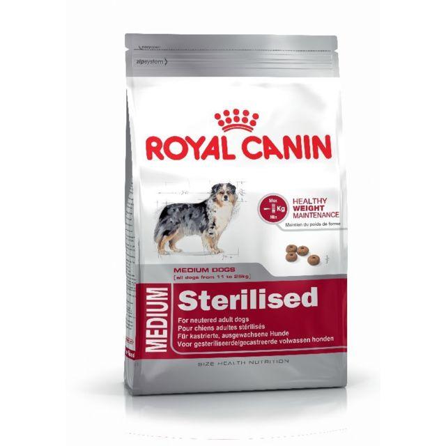 Royal Canin Care Nutrition Medium Sterilised