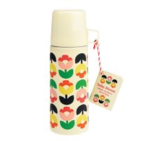 "Dotcomgiftshop - Bouteille isotherme ""Tulip Bloom"