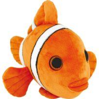 Soft Friends - Peluche poisson clown 33 cm