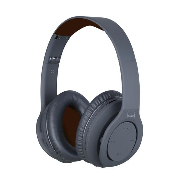 halterrego casque audio heden pro sound michep41ca noir pas cher achat vente casque. Black Bedroom Furniture Sets. Home Design Ideas