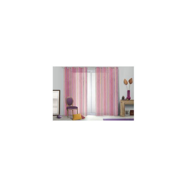 rideau hauteur 140. Black Bedroom Furniture Sets. Home Design Ideas