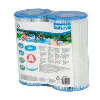 Intex - Lot de 2 Cartouches de filtration A