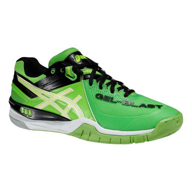 Gel Blast Pas 44 Asics 6 Chaussures Achat Vertnoir Cher 12 xBWCQredo