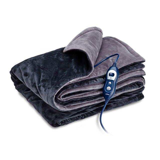SOLAC - couverture chauffante 2 places 18