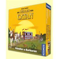 Kosmos - Jeux de société - Die Siedler Von Catan : Händler & Barbarian