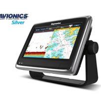 Raymarine - A97 Wi-Fi avec cartographie Silver Europe