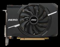 Carte Graphique GeForce GTX 1060 AERO ITX 6G OC DDR5