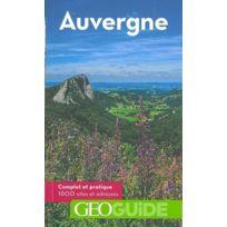 Gallimard-loisirs - Geoguide ; Auvergne édition 2018