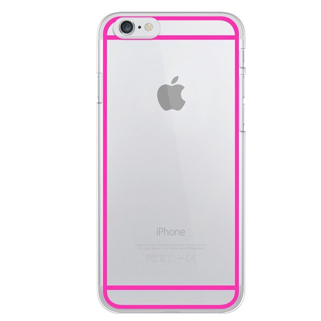 coque rigide transparente iphone 6