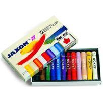 Jaxon - 47412 - Craie Pastelle D'HUILE - Pack De 12