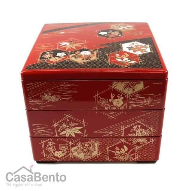 Casabento Boîte à Bento Jyubako Jardin Japonais