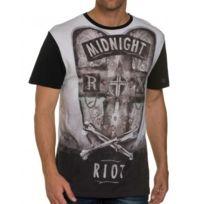 Religion clothing - Tee Shirt Imprimé Blanc