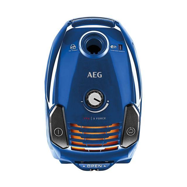 Aspirateur à sacs Aeg VX62ISP 3,5 L 77 dB 800W Bleu