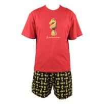 Achile - Pyjashort Dada en coton