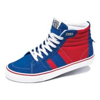 Famous - Basket montante collector Og High Royal Red