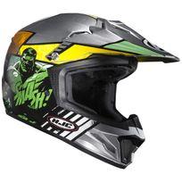 Hjc - casque moto cross enduro quad enfant Clxy Marvel Avengers Mc-21