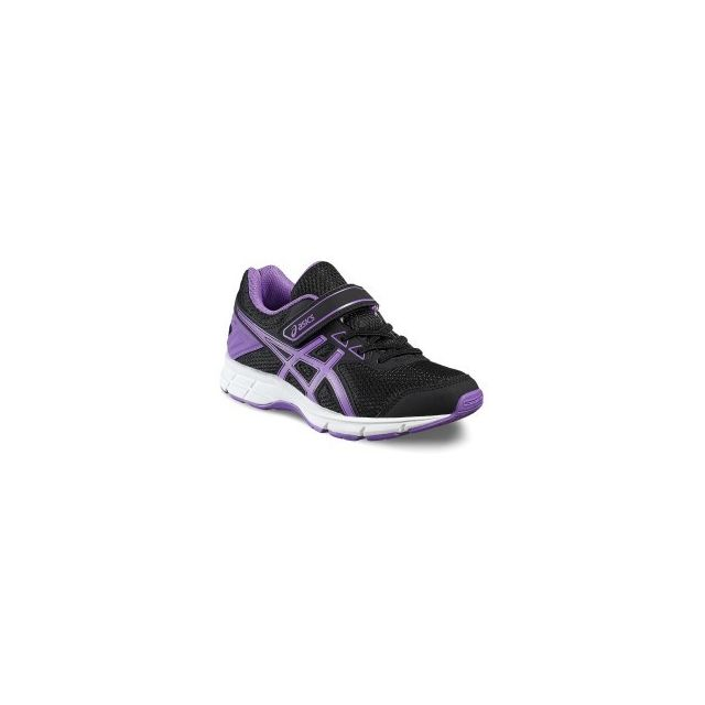 Asics Chaussures Pre Galaxy 9 Ps noir lilas enfant pas