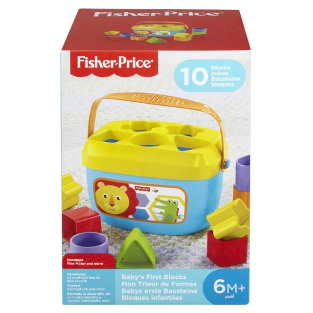FISHER PRICE - Mon Trieur de Formes - FFC84