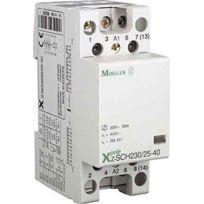 Moeller - Z-sch230/25-40 - 248847 - Contacteur Modulaire 230VAC - 25A - 4pol - 4NO