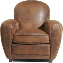 Karedesign - Fauteuil Club Vintage Round Kare Design