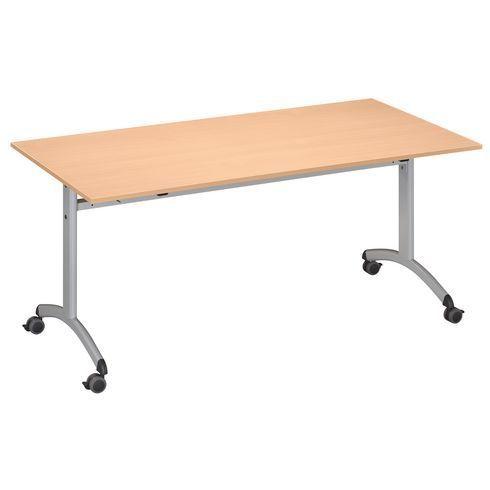 Table Galice 3 rectangulaire 160 x 80 cm hêtre