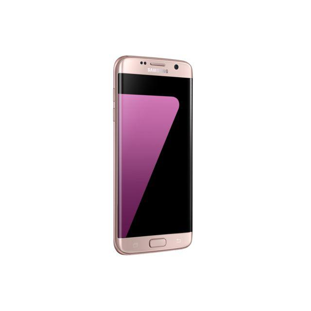 Samsung - Galaxy S7 Edge Rose